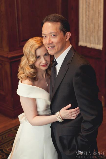 Maggiano's Chicago Wedding Photographer, Angela Renee, Romantic Bridal Portraits, Intimate