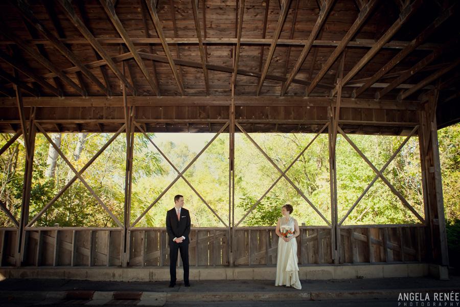 contemporary wedding portraits chicago