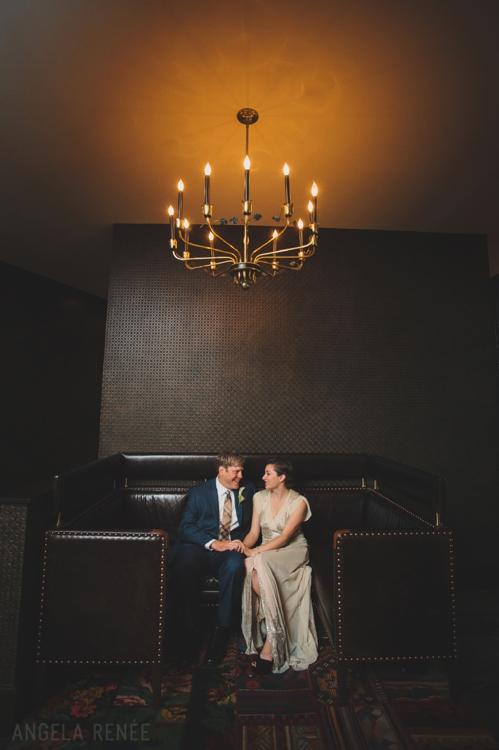 hotel lincoln wedding portraits