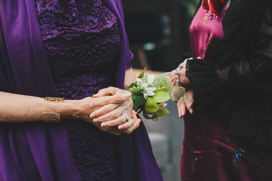 mother corsage