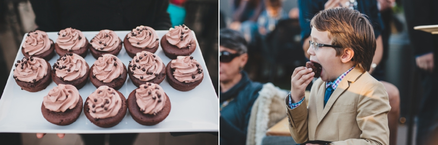 cupcakes for wedding favors