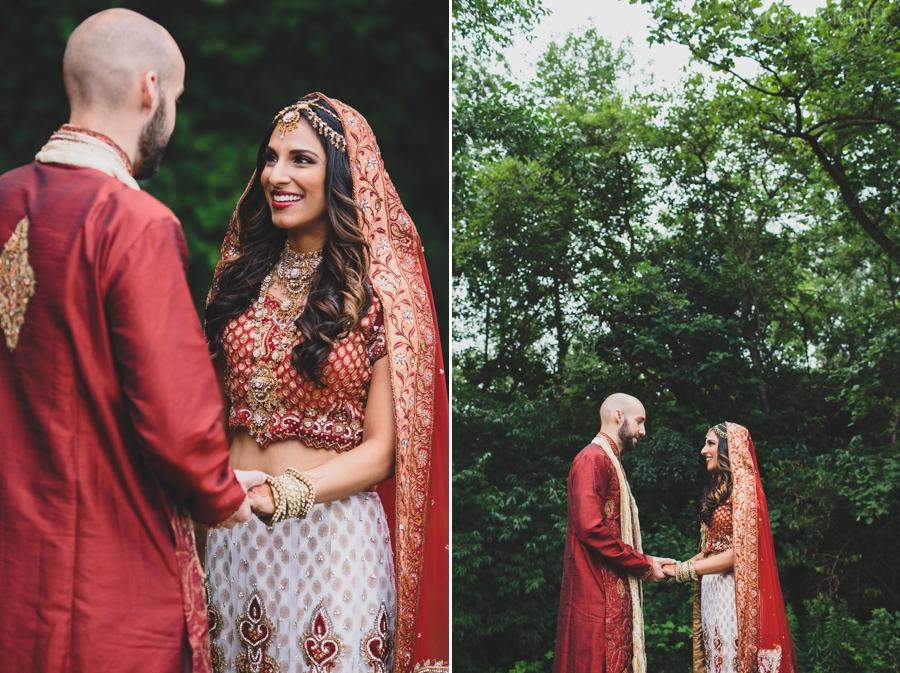Indian-American Wedding Celebration, Lincolnshire Marriott Resort, Angela Renee Photography