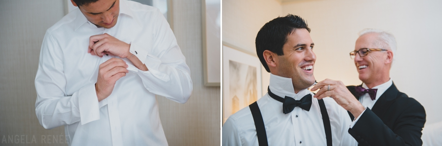 CafeBrauerSummerWeddingAngelaReneePhotography, Groom Details, Getting Ready, Bowtie Wedding