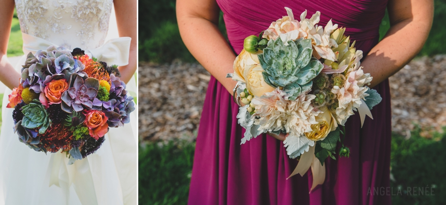 Succulent Chicago Bridal Bouquets, Chicago, Twisted Stem Florist
