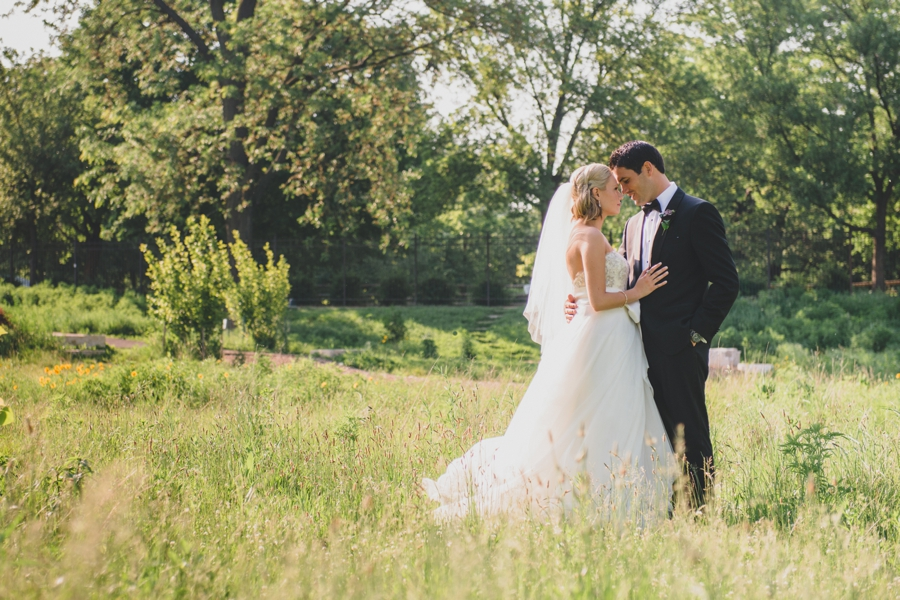 South Pond Bridal Portraits, Chicago, Angela Renee
