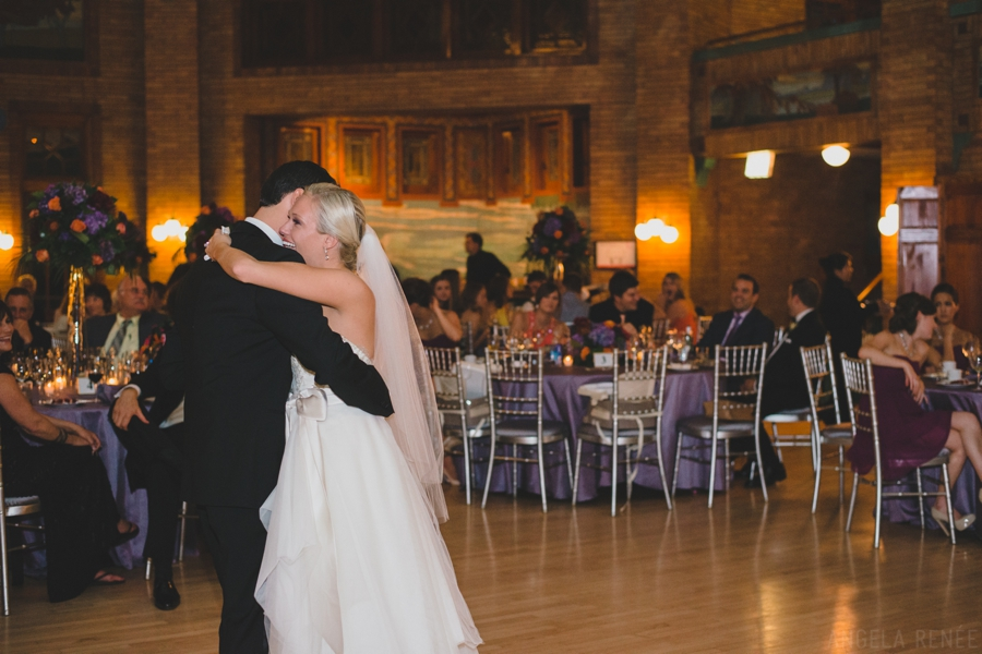 Cafe Brauer First Dance