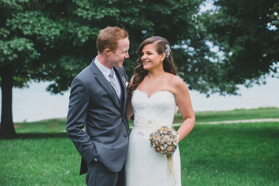 Promontory Point Bridal Portraits
