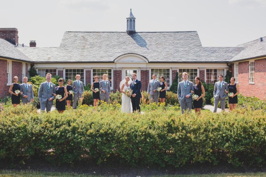 Elawa Farm Outdoor Sunshine Wedding028