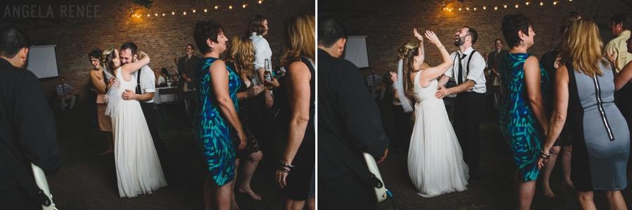 Honky Tonk BBQ Intimate Wedding 050