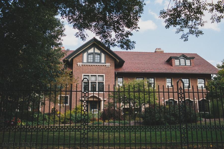 Cheney Mansion, Summer Wedding, Angela Renee, Garden Wedding, Chicago001