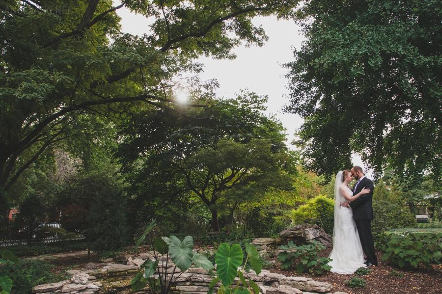 Cheney Mansion, Summer Wedding, Angela Renee, Garden Wedding, Chicago011