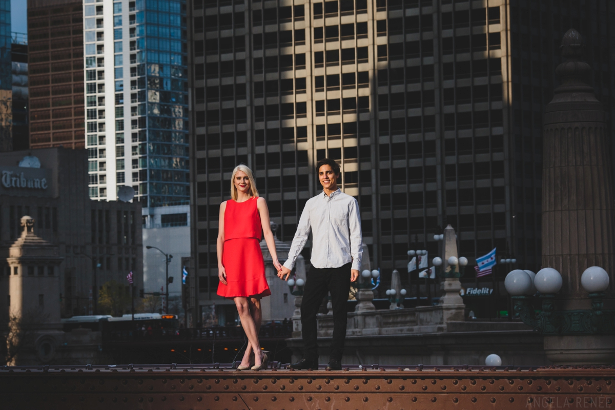 007-Downtown-Chicago-Engagement