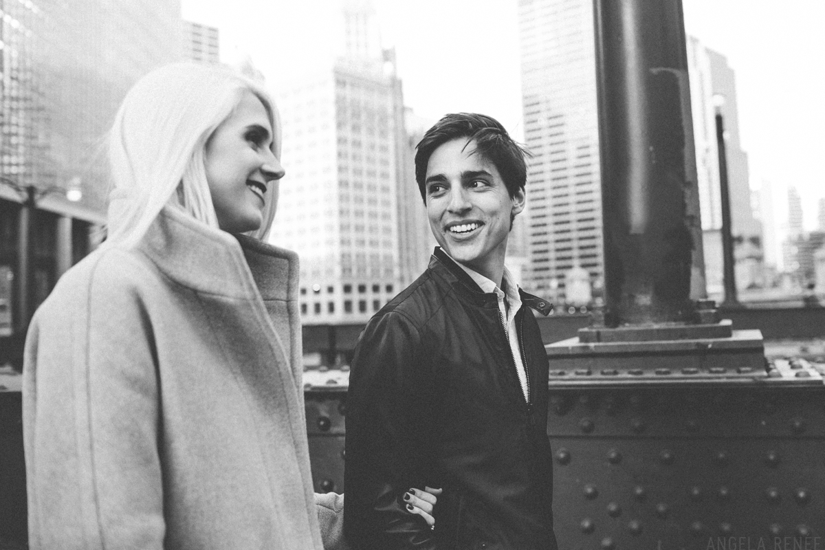 011-Downtown-Chicago-Engagement