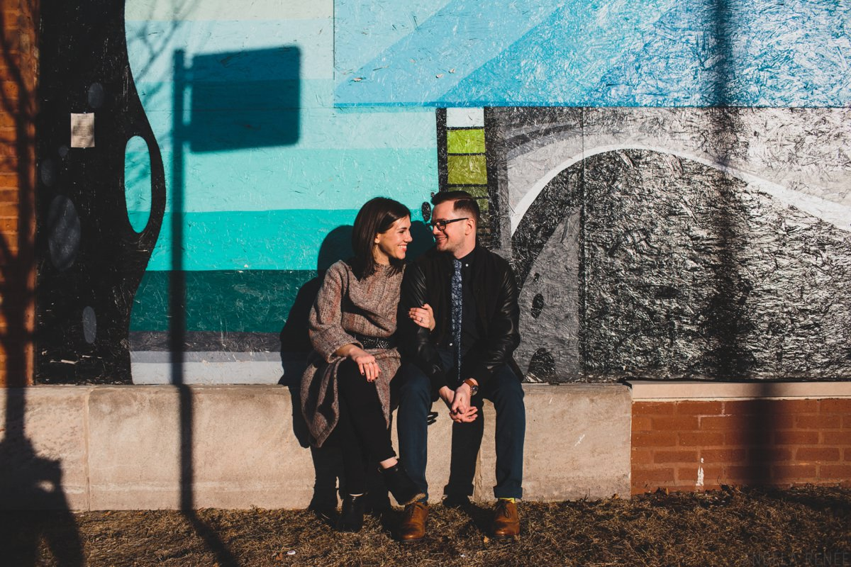west-loop-engagement-session