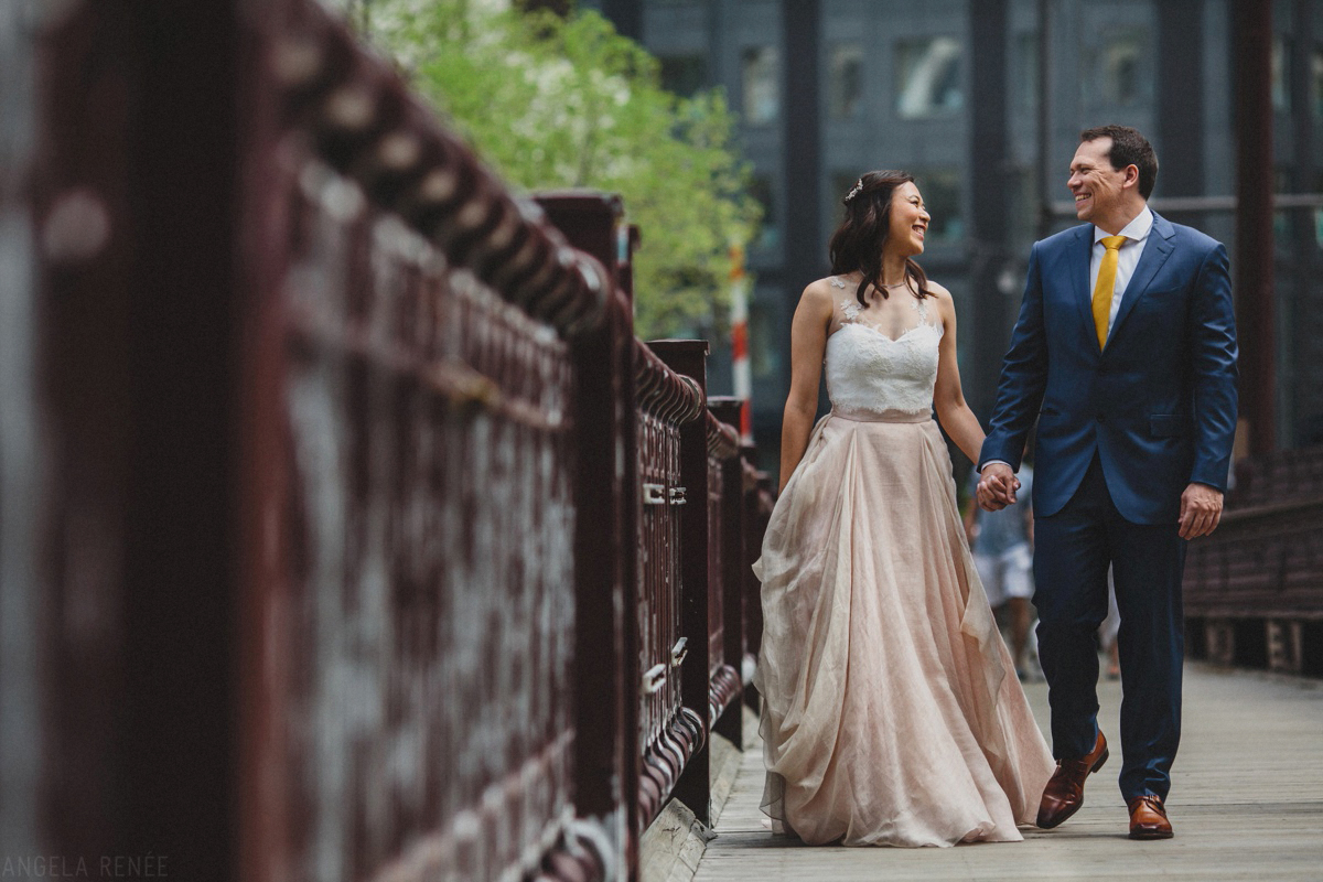 wedding-portrait-bridge-chicago