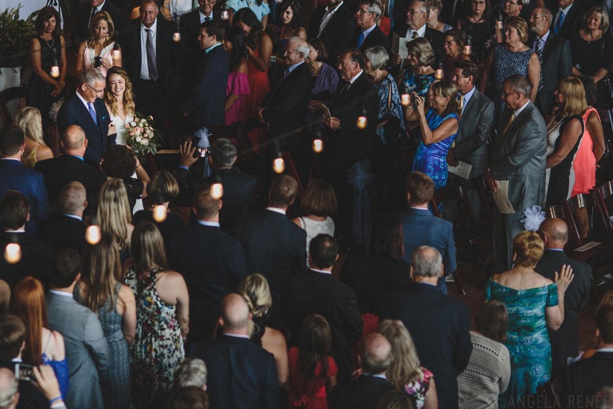 turner hall ballroom ceremony