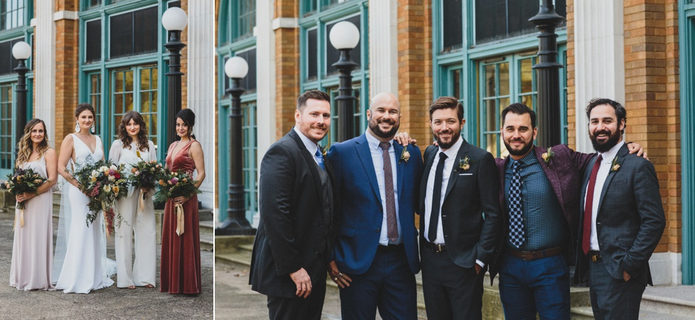 bridesmaids-and-groomsman